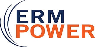 ERM Power logo