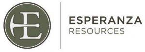Esperanza Resources logo