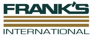 Franks International NV logo