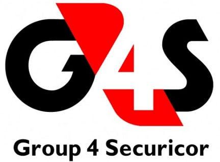 G4S UNSP ADR EACH REPR 5 logo