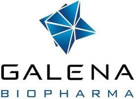 Galena Biopharma logo
