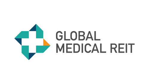 Global Medical REIT logo