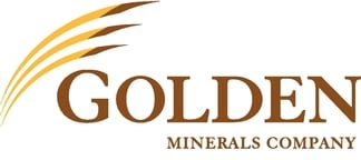 Golden Minerals Co logo