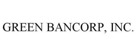 Green Bancorp logo