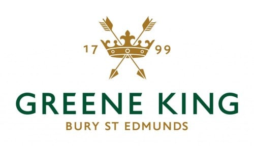 GREENE KING PLC/S logo