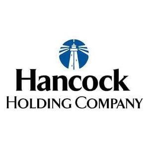 Hancock Holding Company logo