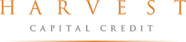 Harvest Capital Credit logo