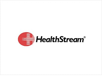 HealthStream logo