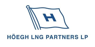 Höegh LNG Partners logo