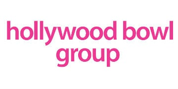 Hollywood Bowl Group PLC logo