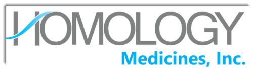 Homology Medicines logo