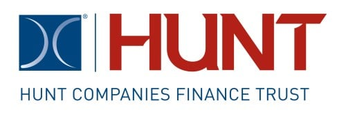 Hunt Companies Finance Trust logo