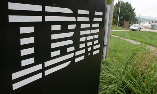 IBM Common Stock logo