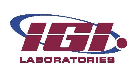 IGI Laboratories logo