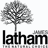 James Latham logo