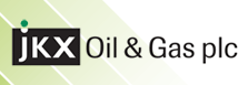 JKX Oil and Gas logo