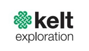 Kelt Exploration logo