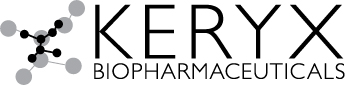 Keryx Biopharmaceuticals logo