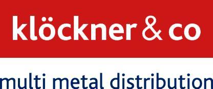 Kloeckner & Co SE logo