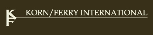 Korn/Ferry International logo