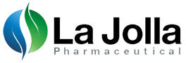 La Jolla Pharmaceutical logo