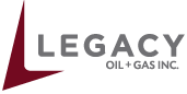 Legacy Oil + Gas logo