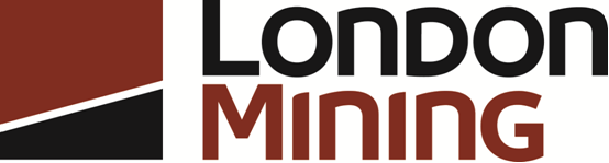 London Mining logo