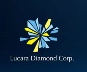 Lucara Diamond logo