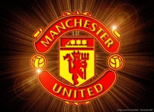 Manchester United PLC logo