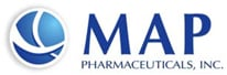 MAP Pharmaceuticals logo