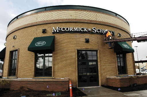 McCormick & Schmick's Seafood Restaurant logo