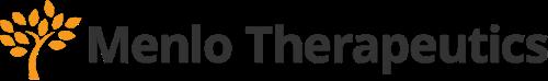 Menlo Therapeutics logo