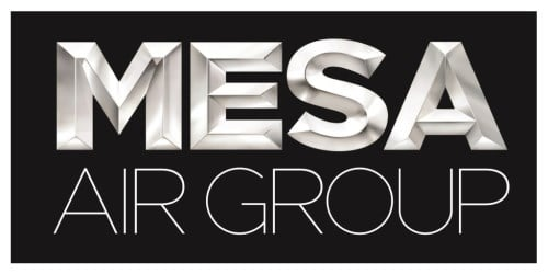 Mesa Air Group logo