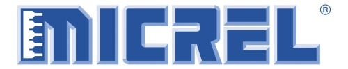 Micrel, Incorporated logo