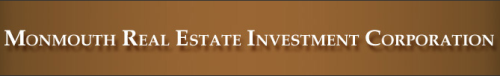 Monmouth Real Estate Investment Corp. logo