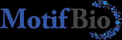 MOTIF BIO PLC/S logo