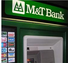 M&T Bank Co. logo