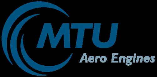 MTU AERO ENGINE/ADR logo