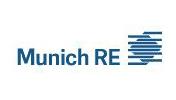 M¿nchener R¿ckversicherungs-Gesellschaft logo