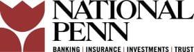 National Penn Bancshares logo