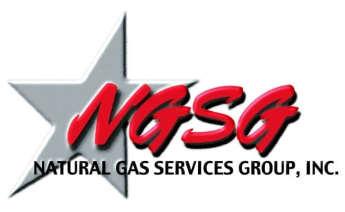 Natural Gas Services Group, Inc. Common Stock logo
