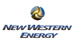 New Western Energy Corp. logo