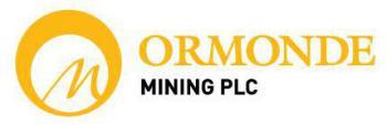 Ormonde Mining PLC logo