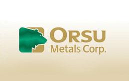 Orsu Metals logo