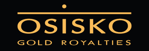 Osisko gold royalties logo