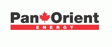 Pan Orient Energy logo