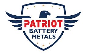 Patriot Battery Metals logo