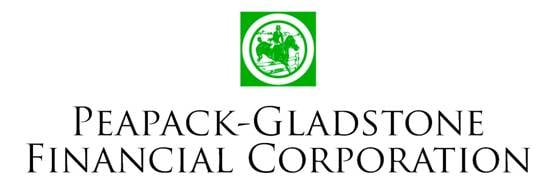 Peapack-Gladstone Financial Corporation logo