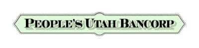 Peoples Utah Bancorp logo