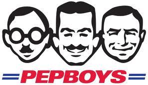 The Pep Boys - Manny, Moe & Jack logo